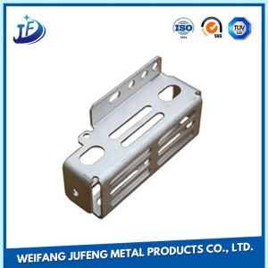 OEM Metal Precision Stainless Steel/Aluminum Stamping Parts for Motorcycle Parts pictures & photos