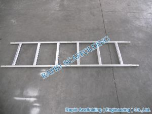 2m Ringlock Cuplock System Scaffolding Ladder pictures & photos
