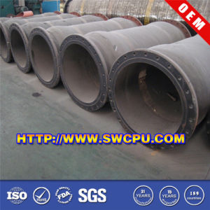 EPDM Mud Suction&Discharge Rubber Dredger Hose (SWCPU-R-H258) pictures & photos
