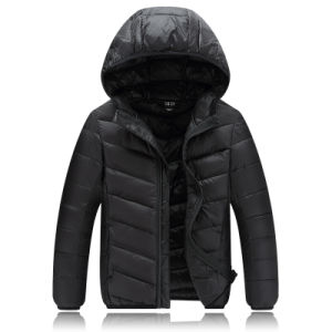 2016 New Arrival Trending Lightweight Girl Clothing Manufacturers Foldable Folding Ultralight Causal Boy Goose Down Jacket 601 pictures & photos