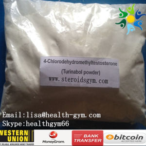 Steroids Oral Turinabol 4-Chlorodehydromethyltestosterone Good for Muscle Gain