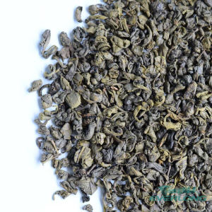 Premium Quality Gunpowder Green Tea (9372A) pictures & photos