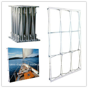 Outdoor Display Stand Pop up System (DW-VPU-1 4*3/3*3) pictures & photos