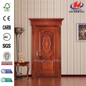 Craftsman Perfect Luxury Interior Wooden Door pictures & photos