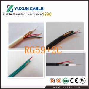 305m Shotgun Style Rg59+2c Cable Coaxial