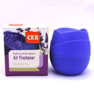 Car Air Freshener, Lavender, Gel Air Freshener