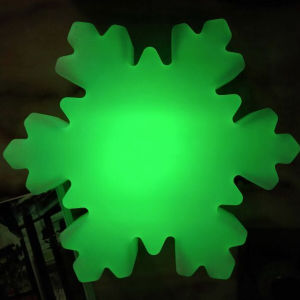 Color Changing Decoration LED Christmas Snowflake Lights (D011) pictures & photos