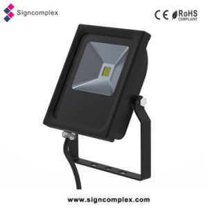 No Flicker Die-Casting Aluminum Alloy LED 30W Outdoor Flood Light pictures & photos