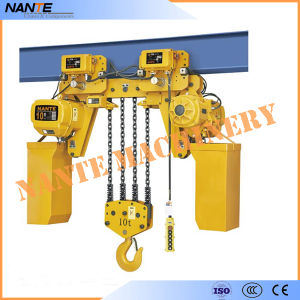 Factor Price Hhbb10-15t Electric Chain Hoist pictures & photos