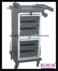 New Style Metal Hair Salon Trolleys Beauty Salon Equipment Dn. A18/B pictures & photos