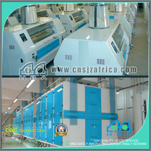 Europe Standard Maize Mill pictures & photos