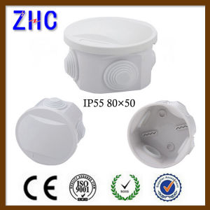 255*200*120 PVC Waterproof IP65 Outdoor Cable Junction Box pictures & photos