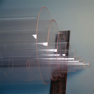 Clear PVC Plastic Tube pictures & photos