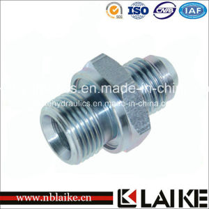 (1JB-WD) Carbon Steel Hydraulic Tube Adapter with High Quality