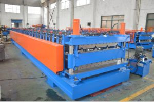 16 -18 Stations Free Design Double Layer Roll Forming Machine pictures & photos