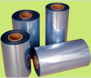 Crystal Clear Food Grade Polyvinyl Chloride Heat Shrink Tubing Film for Fruits and Articles Wrapping with FDA Approved (XFF03) pictures & photos