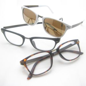 Hot Sell Fashion Injection Designed Reading Glasses pictures & photos