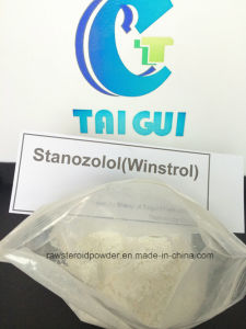 Anti Aging Injectable Steroids Powder Stanozolol Winstrol pictures & photos