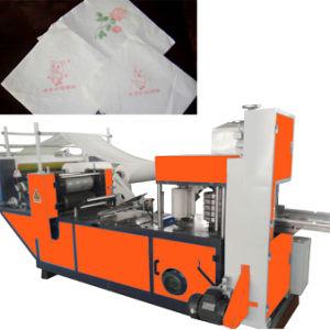 Table Napkin Making Printing Machine Serviette Making Machine pictures & photos