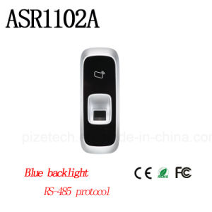 Fingerprint Reader with Default IC (MIFARE) Card (ASR1102A) pictures & photos