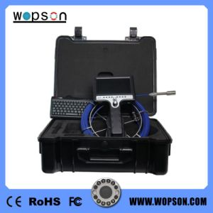 Wopson Digital Pipe Inspection Camera with Keyboard 710dk-Scj pictures & photos