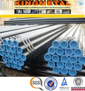 API 5L Gr. B Seamless Carbon Steel Oil Gas Pipe pictures & photos
