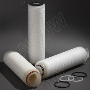 PP Filter Cartridge 0.2micron 0.45micron for Water Filter System pictures & photos