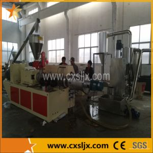 PVC Water-Ring-Cutting Pellets Production Line pictures & photos