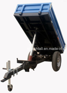 Multi-Functional Box Trailer for Farm with European Type pictures & photos