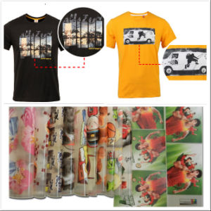 Heat Transfer Stickers for T-Shirts Customized Designs pictures & photos