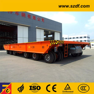 Special Purpose Hydraulic Platform Trailer /Transporter (DCY430) pictures & photos