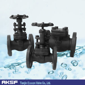 API 602 Forging/ Forged Steel Globe Valve/ Gate Valve/ Ball Valve/ Check Valve for Oil/ Gas/ Steam/ in 600lb/ 800lb/ 1500lb pictures & photos