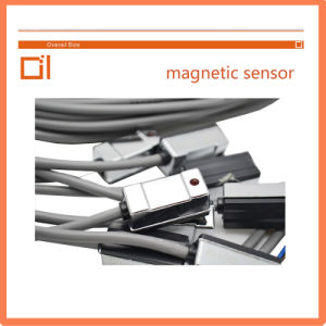 CS1-U Series Magnetic Sensor Reed Switch for Air Pneumatic Cylinder pictures & photos