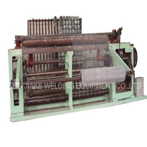 Metal Sheet Straight and Reverse Twisted Hexagonal Wire Netting Machine pictures & photos