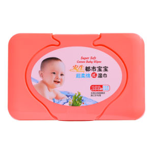 Baby Wipes Professional Factory pictures & photos