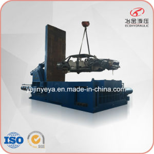 Heavy-Duty Automatic Hydraulic Car Baling Press (YDT-400) pictures & photos