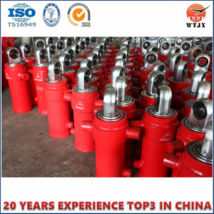 Side-Dumping Truck Cylinder with High Quality and Competitive Price pictures & photos