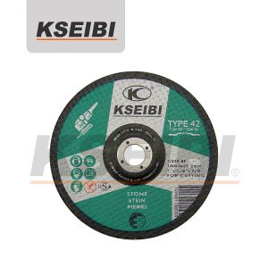 High Quality Kseibi Green Cutting Discs for Stone pictures & photos