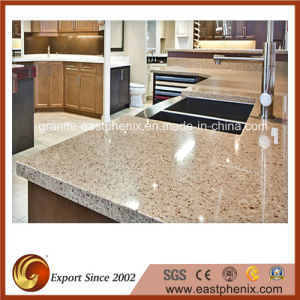 Good Price Quartz Stone Countertop for Kitchen pictures & photos