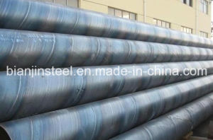 Gas Pipeline Use SSAW Steel Pipe pictures & photos