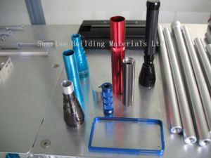 Aluminum Parts with CNC Fabrication pictures & photos