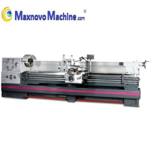 Gear Head Conventional Manual Metal Engine Lathe (mm-D660X2000) pictures & photos