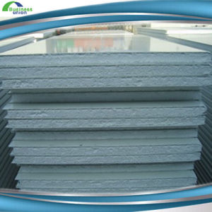 High Quality Color Steel EPS Foam Sandwich Panels on Sale pictures & photos