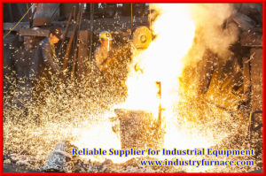 Small Iron Industrial Furnace Medium Frequency Stove pictures & photos