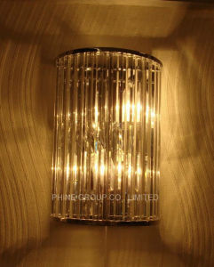 Decorative Fashion Wall Lamp with K9 Crystal pictures & photos