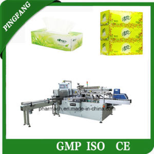 The Newest Facial Carton Box Tissue Paper Making Machine pictures & photos