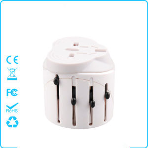 Multi-Function Socket USB Universal Travel Charger pictures & photos