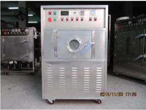 Stainless Steel Vacuum Microwave Oven for Drying pictures & photos
