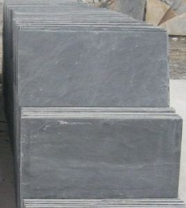 Grey Flooring Slate Tile for Flooring and Wall Cladding pictures & photos