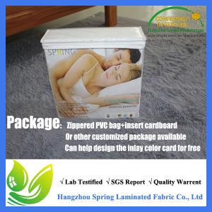 Hypoallergenic Waterproof Bed Bug Mattress Encasement pictures & photos